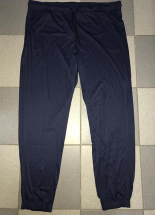 Мужские спортивные штаны из эластика