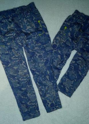 Штаны на подкладке