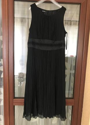Платье шифоновое стильный модный дорогой бренд  gerry weber ра...