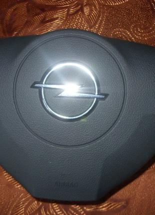 Подушка безопасности Airbag Opel Astra H  13168455 13111344