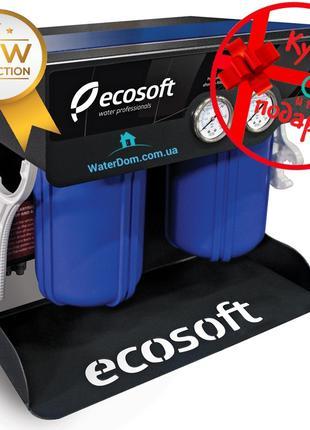 Фильтр обратного осмоса Ecosoft RObust 3000 + Подарок