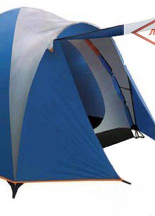 Палатка туристическая 3-х местная летняя Coleman