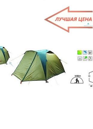 Палатка трехместная Coleman