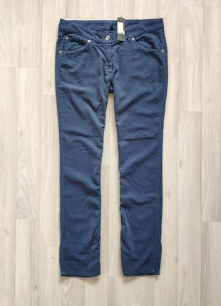 Женские брюки вельвет размер 44