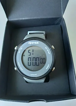 Умные часы SPOVAN ST06 Gray