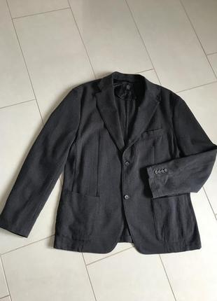 Тренч шерстяной мужской стильный модный дорогой бренд bogner р...