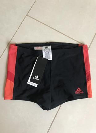 Плавки мужские стильные модные дорогой бренд adidas размер xs-s