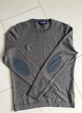 Свитер шерстяной стильный модный дорогой бренд woolrich размер...