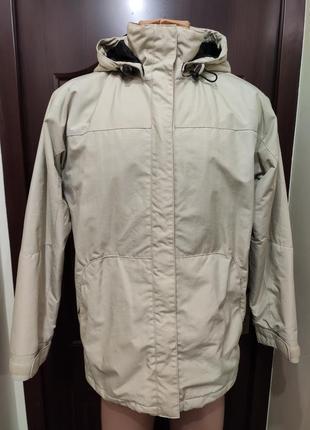 Clique мужская удлиненная демисезонная куртка