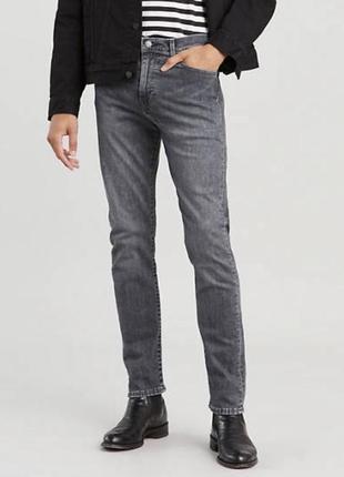 Джинсы мужские стильные модные дорогой бренд levi's размер 31/32