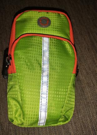 TIGERNU Чехол-сумка на руку для телефонов