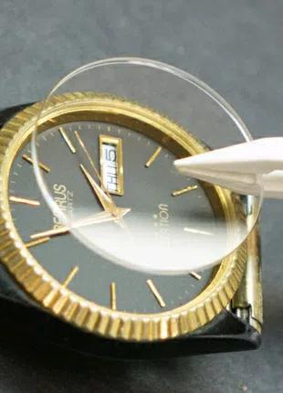 Стекло Часовое, для установки в часы. 24 - 40.0 мм