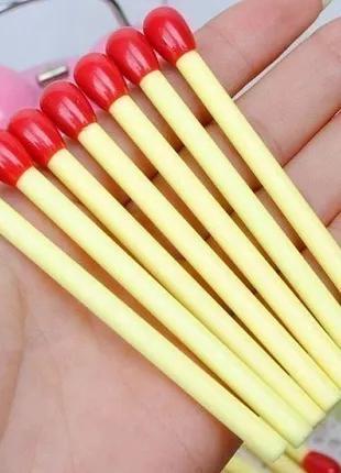 Оригинальная шариковая мини-ручка спичка