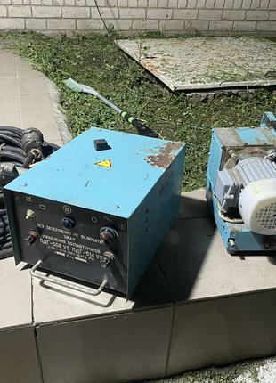 Сварочный полуавтомат ПДГ-508У3. -1шт.