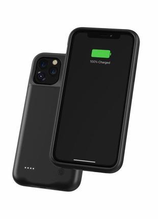 Чехол-аккумулятор Prime для Iphone 11 4500 мАч Black