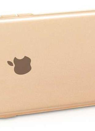 Чехол Hoco для IPhone 6 Gold/Grey/Transparent