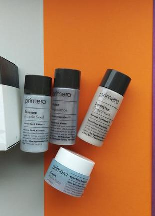 Набор оживляющих средств для ухода primera skin care basic gif...