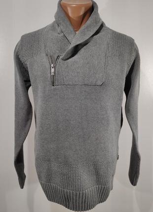 Мужская кофта свитер размер s