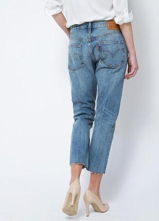 Укороченые джинсы levi strauss & co
