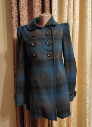 Пальто new look, стильное демисезонное пальто