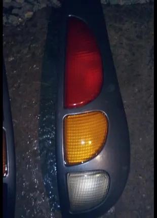 Fiat Marea 1997,Ліхтарі універсал