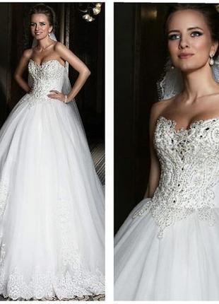 Весільна сукня Оксана Муха
