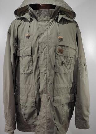 Стильная мужская куртка весна - осень размер 60
