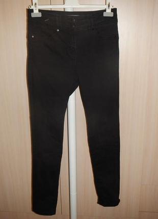 Узкие джинсы next skinny p.10 с высокой талией