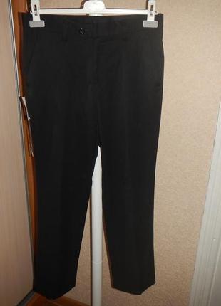 Черные брюки next skinny fit p.30\s