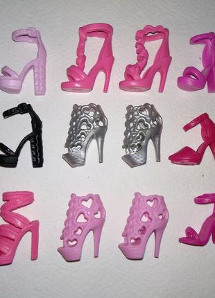 Обувь аутфит Маттел кукла Барби Barbie принцесса Дисней Майсин