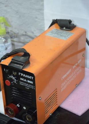 Сварочный инвертор Гранит ИСА-300