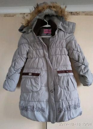 Куртка детская 5-7 лет