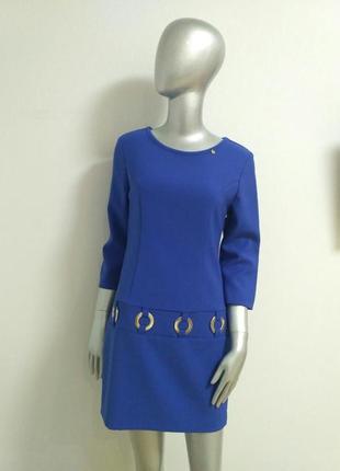 Платье италия rinascimento синего цвета