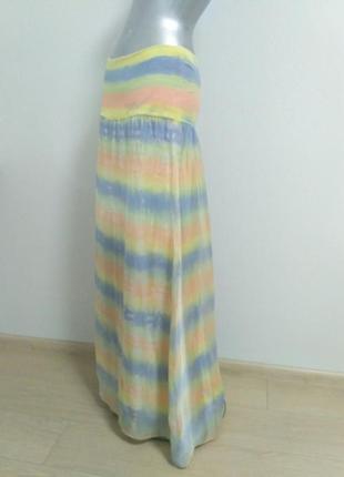 Юбка расцветка радуга италия