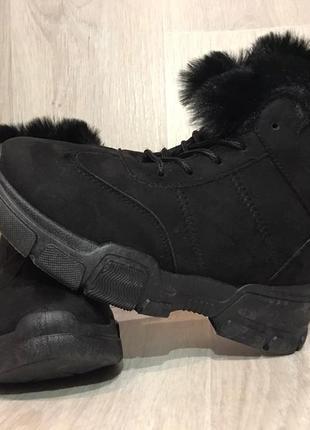 Расспродажа  ботинки зимние сапоги