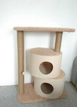 Доміки для двох котиків.