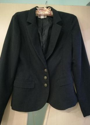 Пиджак классика школьный