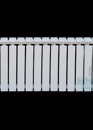 Алтермо 7 биметалл радиатор отопления 556х96х80 18 атм. 15 секций