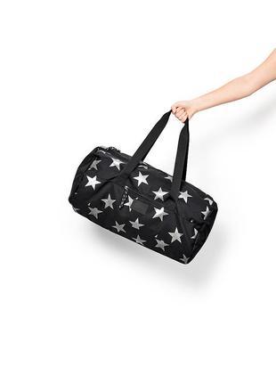 Спортивная сумка victoria's secret pink оригинал, дорожная сум...