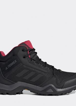 Женские кроссовки Adidas Terrex AX3 Mid GTX (BC0590)