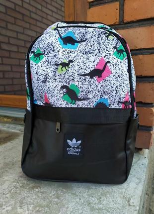 Рюкзак adidas original dino black