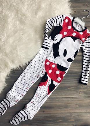 Пижама-комбинезон детская disney (оригинал) для девочек