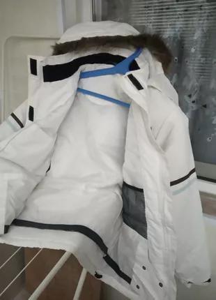 Куртка-пуховик термо,бренд,супер.