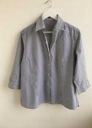 Рубашка в полосочку от marco pecci