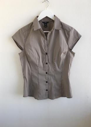 Распродажа!!! блуза в вертикальную полоску h&m