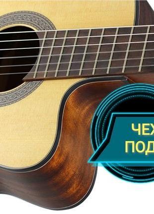 Классическая гитара Cort AC120CE OpenPore (AC120CE OP) +чехол.