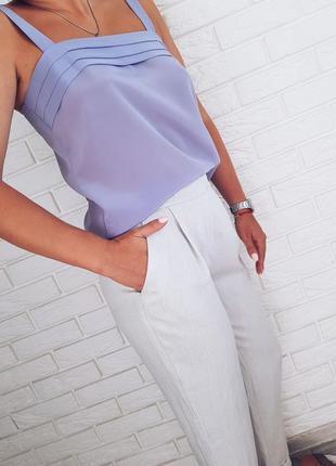 Распродажа!!! элегантная маечка - блуза