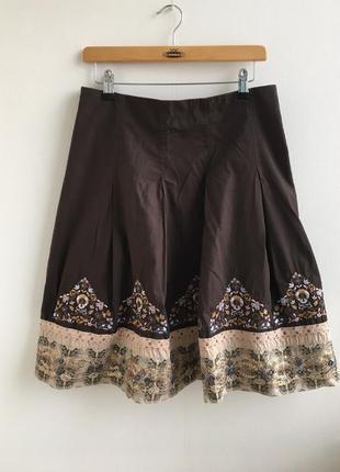 Шикарная юбка бохо этно стиль mexx