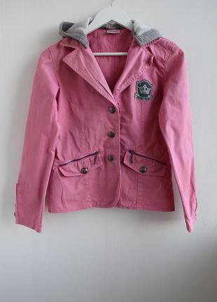 Распродажа!!!оригинальный пиджак с капюшоном