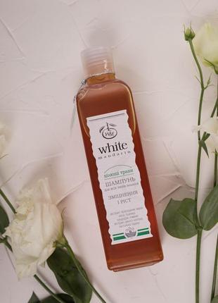 """Шампунь для волос """"целебные травы"""" white mandarin- укрепление ..."""